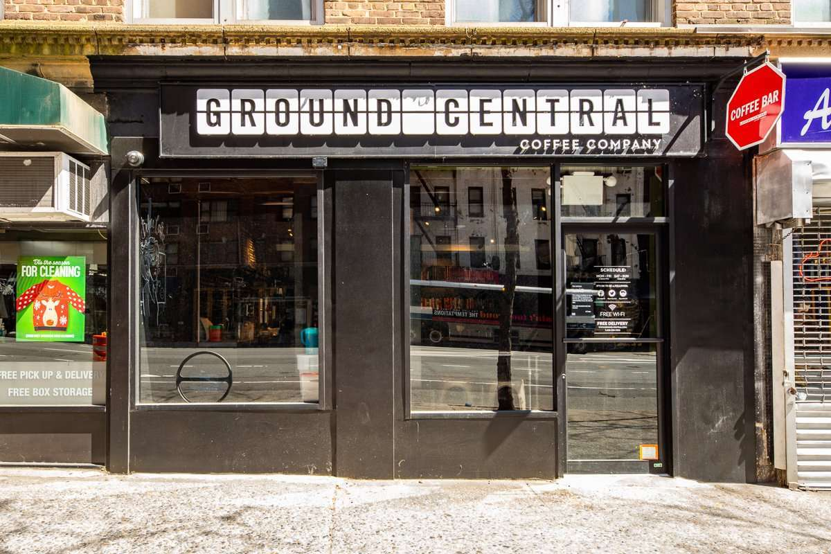 Ground Central Featured